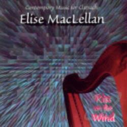 Maclellan, Elise - Kiss on the Wind CD Cover Art