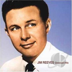 Reeves, Jim - Greatest Hits CD Cover Art
