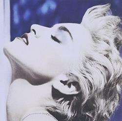 Madonna - True Blue CD Cover Art