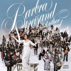 Streisand, Barbra - Barbra Streisand CD Cover Art
