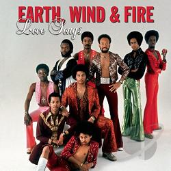Earth, Wind & Fire - Love Songs CD Cover Art