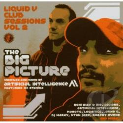 Liquid V Club Sessions - Vol. 2 - Liquid V Club Ses CD Cover Art