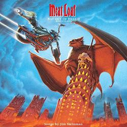Meat Loaf - Bat Out of Hell II: Back into Hell CD Cover Art