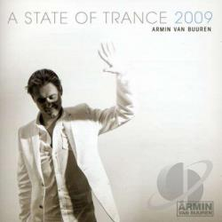 Van Buuren, Armin - State of Trance 2009 CD Cover Art