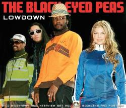 Black Eyed Peas - Lowdown Unauthorized CD Cover Art