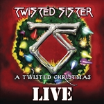 Twisted Sister - Twisted Christmas: Live DB Cover Art