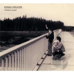 Wruhme, Robag - Thora Vukk CD Cover Art