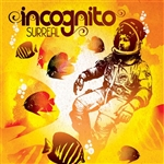 Incognito - Surreal CD Cover Art