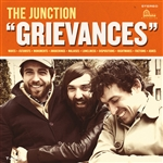 Junction - Grievances CD Cover Art