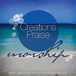 London Fox Players - Creations Praise - Worship (20 Favourite Hymns And Worship Songs Accompanied By The Sounds Of Nature) DB Cover Art