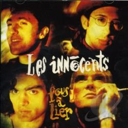 Les Innocents - Fous A Lier CD Cover Art