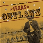 Compadre's Texas Outlaws CD Cover Art