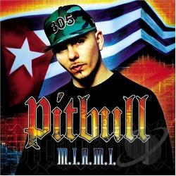 Lil' Jon / Pitbull - M.I.A.M.I. CD Cover Art