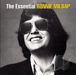 Milsap, Ronnie - Essential Ronnie Milsap CD Cover Art