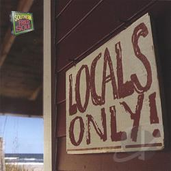 Southern Fried Soul: Locals Only CD Cover Art