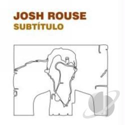 Rouse, Josh - Subtitulo LP Cover Art