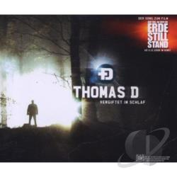 Thomas D - Vergiftet Im Schlaf DS Cover Art