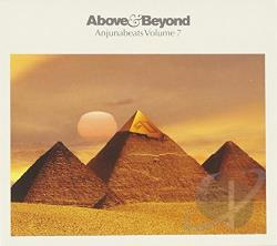 Above & Beyond - Anjunabeats, Vol. 7 CD Cover Art