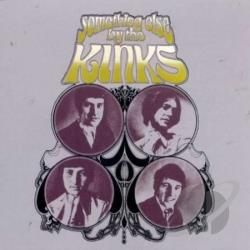 Kinks - Something Else by the Kinks LP Cover Art