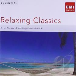 Essential Relaxing Classics CD Cover Art