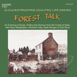Forest Talk CD Cover Art