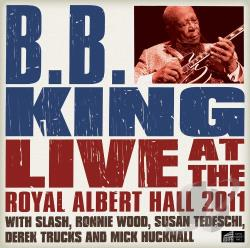King, B.B. - Live at the Royal Albert Hall 2011 CD Cover Art