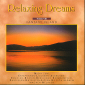 Relaxing Dreams V.8 CD Cover Art