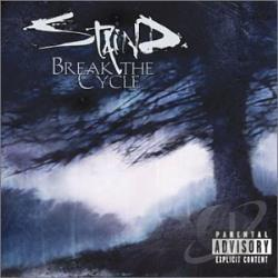 Staind - Break the Cycle CD Cover Art