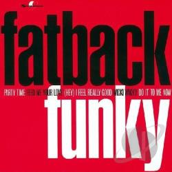 Fatback Band - Funky CD Cover Art
