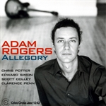 Adam Rogers Quintet / Rogers, Adam - Allegory CD Cover Art