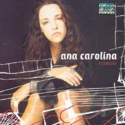 Carolina, Ana - Estampado CD Cover Art