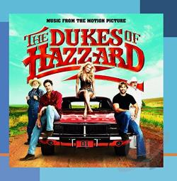 Dukes of Hazzard CD Cover Art