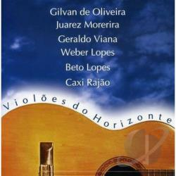 Violoes Do Horizonte CD Cover Art