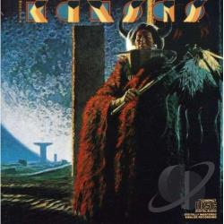 Kansas - Monolith CD Cover Art