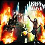 Kiss - Alive: The Millennium Concert DB Cover Art