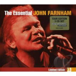 Farnham, John - Essential 3.0 CD Cover Art