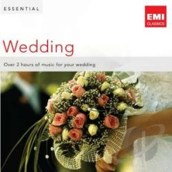 Essential Wedding CD Cover Art