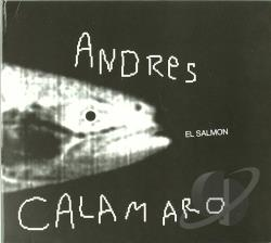 Calamaro, Andres - El Salmon CD Cover Art