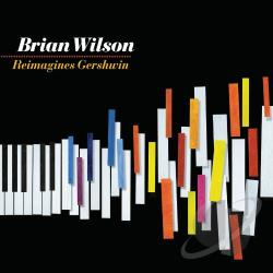 Wilson, Brian - Reimagines Gershwin LP Cover Art
