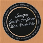Various Artists - Country Greats Perform Their Favorites DB Cover Art