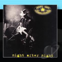 Walker, Jerry Jeff - Night After Night CD Cover Art