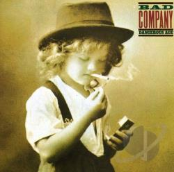 Bad Company - Dangerous Age CD Cover Art