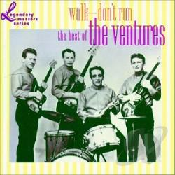 Ventures - Walk Don't Run : The Best of the Ventures CD Cover Art