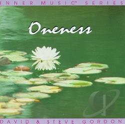 David & Steve Gordon - Oneness CD Cover Art