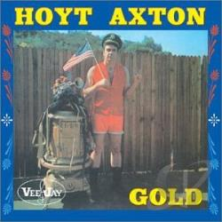 Axton, Hoyt - Gold CD Cover Art