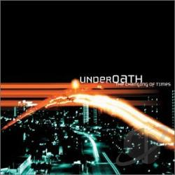 Underoath - Changing of Times CD Cover Art