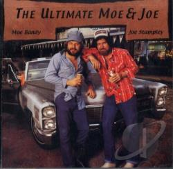 Bandy, Moe / Stampley. Joe - Ultimate Moe & Joe CD Cover Art