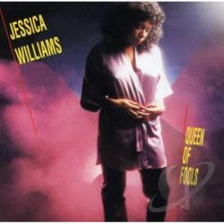 Williams, Jessica - Queen of Fools CD Cover Art