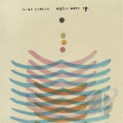 Mice Parade - Night Wave CD Cover Art