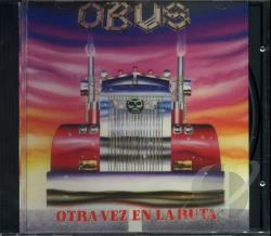Obus - Otra Vez en la Ruta CD Cover Art